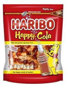 Haribo 750g cola bottles 99p @ B&M (Stockport)