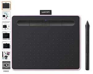 Wacom Intuos Medium Bluetooth Pen Tablet £119.99 - Amazon Treasure Truck TODAY ONLY