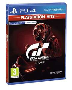 [PS4] Gran Turismo Sport - £8 delivered (UK Mainland) @ AO