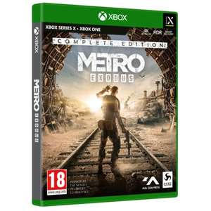 [Xbox One/Series X] Metro Exodus Complete Edition - £19.85 delivered @ Simply Games