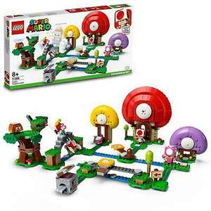 Lego Super Mario 71368 Toad's Treasure Hunt Expansion Set £38.95 @ velocityelectronics / eBay