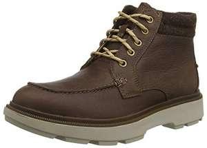 Clarks Men's Dempsey Moc Mid Calf Boot Size 9 £25.10 @ Amazon