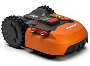 WORX WR130E S300 Landroid Robotic Lawn Mower 300m² £399.99 @ worxpositecshop / eBay