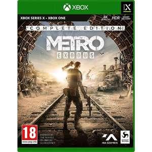 Metro Exodus Complete Edition Xbox Series X / PS5 £20 @ Asda