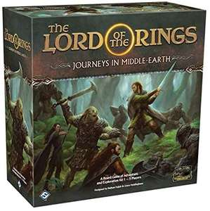 Lord of the Rings: Journeys in Middle Earth Board Game £62.70 @ Amazon