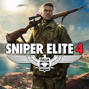 Sniper Elite 4 [PS4 with free PS5 Update] £4.79 @ PlayStation Store