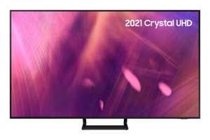 "SAMSUNG UE75AU9007KXXU 75"" Smart 4K Ultra HD HDR LED TV with Bixby, Alexa & Google Assistant - £879.20 Via Employee Portal @ Samsung"