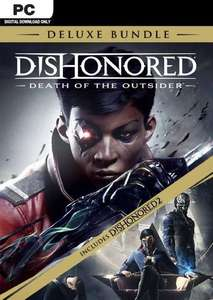 [Steam] Dishonored: Death of the Outsider - Deluxe Bundle Inc Dishonored 2 & Death Of The Outsider (PC) - £5.06 with code @ Gamersgate
