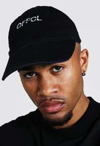 Mens Caps £1.80 (4 designs) Free delivery with code @ Boohooman