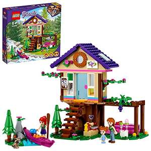 LEGO Friends 41679 Forest House Treehouse Adventure Set with Mia Mini Doll and Kayak Boat Model £16.66 (+£4.49 Non Prime) at Amazon