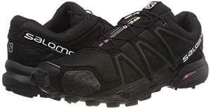 SALOMON Men's Speedcross 4 Trail Running Shoes Waterproof - from £61.99 @ Amazon