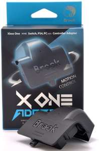 Brook X ONE Controller Adapter (XBOX ONE to Switch / PS4 / PC) [Customer Return] - £9.99 Delivered @ adz_distribution / eBay