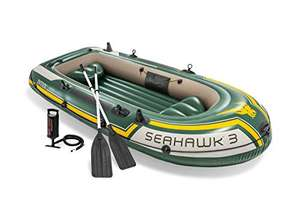 Intex Seahawk Inflatable Boat Set, 3-Person Boat Set with Oars + Inflator £89.96 (UK Mainland) @ Amazon Germany