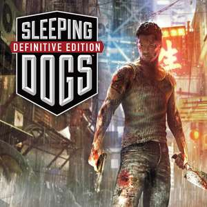 Sleeping Dogs: Definitive Edition (PS4) - £3.74 @ PlayStation Store