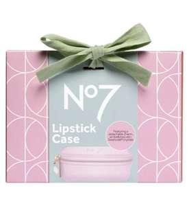 No7 Swarovski Lipstick Case - £6.40 + free Click and Collect @ Boots