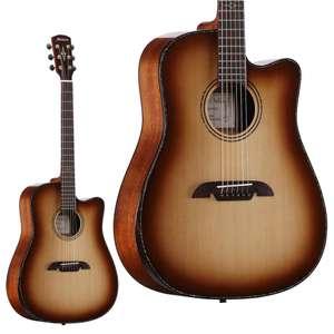 Alvarez Masterworks Elite Dreadnought Electro Acoustic Guitar in Shadowburst [MDA70WCEARSHB] £499 Delivered @ Andertons