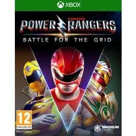 Power Rangers: Battle for the Grid - Collector's Edition (Xbox One) £11.95 delivered at The Game Collection
