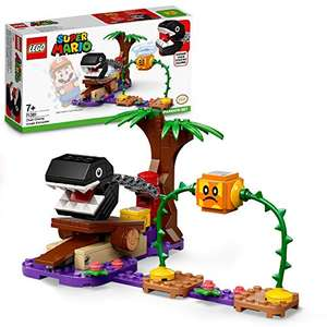 LEGO Super Mario 71381 Chain Chomp Jungle Encounter Expansion Set - £10 Prime / +£4.49 non Prime at Amazon