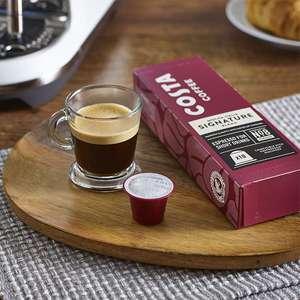 100 x Costa Coffee Pods Mocha Italia Espresso Nespresso Compatible Aluminium Capsules - BBE December 2021 - £12 delivered @ Yankee Bundles