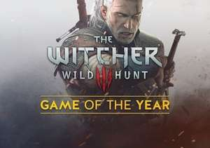 [Steam] The Witcher 3: Wild Hunt - Game of the Year Edition (PC) - £6.99 / Witcher 3: Wild Hunt - £4.99 @ Steam Store