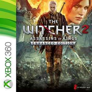 The Witcher 2: Assassins of Kings - Enhanced Edition [Xbox 360 / One / Series X|S] £2.23 - No VPN Required @ Xbox Store Hungary