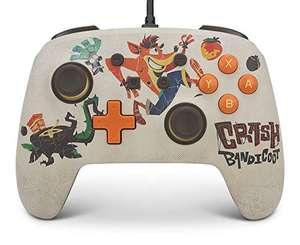PowerA Enhanced Wired Controller - Quantum Crash (Nintendo Switch) £19.99 (Prime) / £22.98 (Non Prime) Delivered @ Amazon