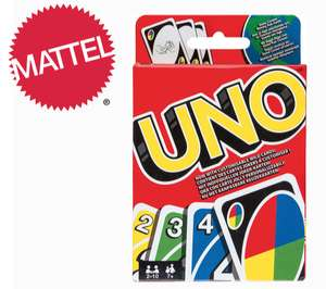 Uno card playing game £4.99 Lidl