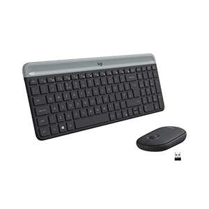 Logitech MK470 Wireless Keyboard & Mouse 2.4GHz USB Receiver QWERTY £13.19 Used Good / £14.50 Very Good Amazon Warehouse France UK Mainland