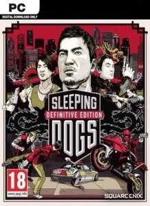 Sleeping Dogs - Definitive Edition Steam CD Key £1.19 using code @ Gamivo / GameSaloon