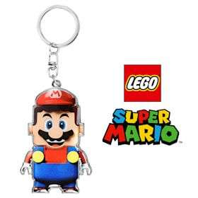 LEGO® Super Mario™ Keychain - delivered for £1.99 (requires 400 platinum points, max 1 per customer) @ My Nintendo Store