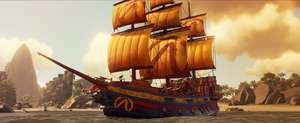 Get the free Mayhem Ship Set inspired by The Vaults of Pandora (Xbox/PC) @ Sea of Thieves Making Mayhem Event - Microsoft Store