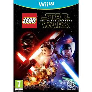 LEGO Star Wars: The Force Awakens (Wii U) New - £9.95 delivered @ The Game Collection