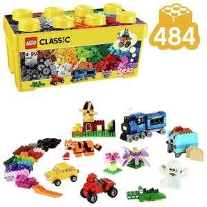 LEGO Classic 10696 Medium Creative Brick Box Building Set £17.50 at Argos