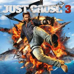 PC Steam Just cause 3 £1.42 / XXL £2.61 at Greenmangaming