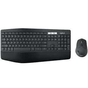 Logitech MK850 Wireless Keyboard and Mouse Combo, QWERTY UK - £31.18 (UK mainland) @ Amazon France Warehouse