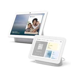 Google Nest Hub Max + Google Nest Hub (2nd Gen) - £189 Delivered (UK Mainland) @ BT Shop