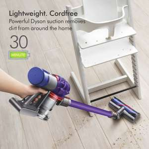 Dyson V7 Animal Cordless Vacuum Cleaner £199.99 Argos free click & collect
