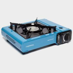 Campingaz Camp Bistro 2 Camping Cooking Stove Burner £13 Ultimate Outdoors instore / +£1 Click & Collect or £3.95 delivery online