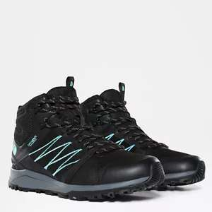 The Northface Women's Litewave Fastpack II Waterproof Mid Walking Boots - £63 at The North Face