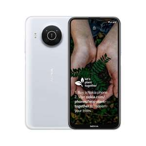 Nokia X10 5G D.Sim 6/64GB - White Or Green - £173.49 delivered, using code @ Home Essentials