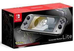 Nintendo Switch Lite Dialga Palkia Edition £183.49 Pre Order - Using Code @ Home Essential