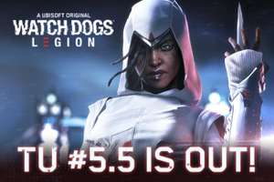 Watch Dogs Legion Season Pass. Including New Assassins Creed DLC £22.09 @ Ubisoft Store