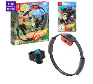 Ring Fit Adventure £51.99 (With Code) £51.99 @ Curry's PC World