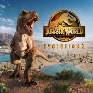 Jurassic World Evolution 2 £34.32 / Saints Row £39.22 [PS5] Pre-Orders @ PlayStation PSN India