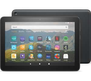 AMAZON Fire HD 8 Tablet (2020) - 32 GB (Black, Blue, Plum, White) - £54.99 with code delivered @ Currys PC World