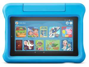 Amazon Fire 7 Kids 7in 16GB Tablet & Kid-Proof Case - 3 colour options £59.99 Argos free click & collect