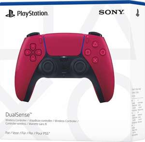 Playstation 5 DualSense Cosmic Red Wireless Controller (Used Like New) - £41.31 @ Amazon Warehouse