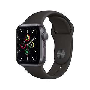 Apple Watch SE GPS 40mm space grey with black sport band - used very good condition £162.10 @ Amazon Warehouse