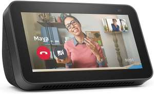 Charcoal All-new Echo Show 5 2nd generation (2021 release) £49.99 and Echo Show 5 1st Gen £39.99 (UK Mainland) sold by Amazon EU Sarl