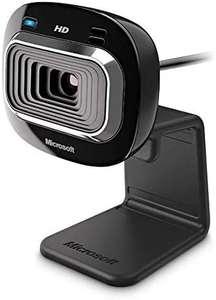Microsoft L2 LifeCam HD-3000 Webcam, Black - £17.99 (+£4.49 Non Prime) @ Amazon